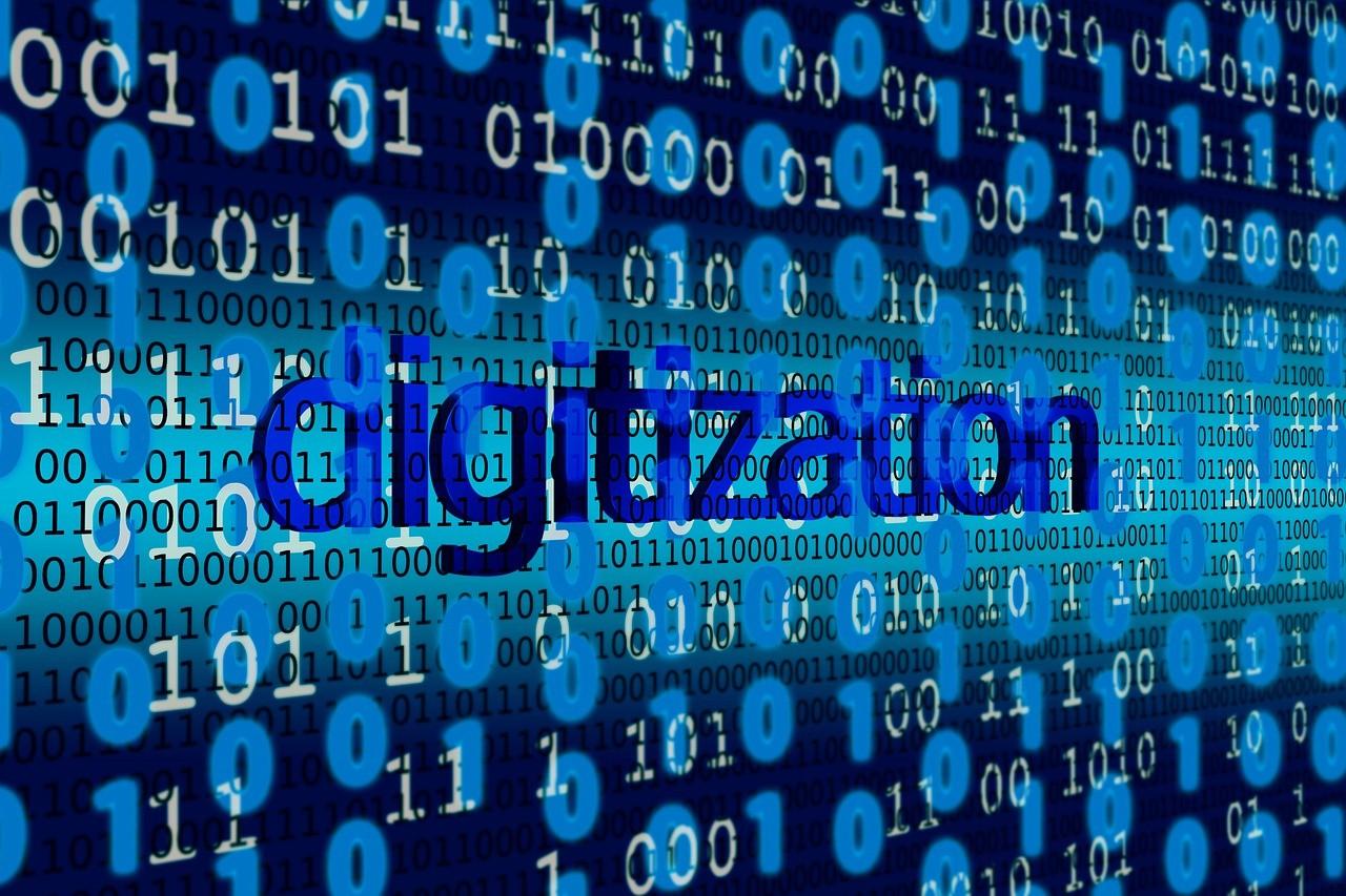 Digitization Transformation Binary  - geralt / Pixabay
